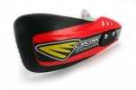 Handguards 0025-32X STEALTH DX Alloy Honda Red