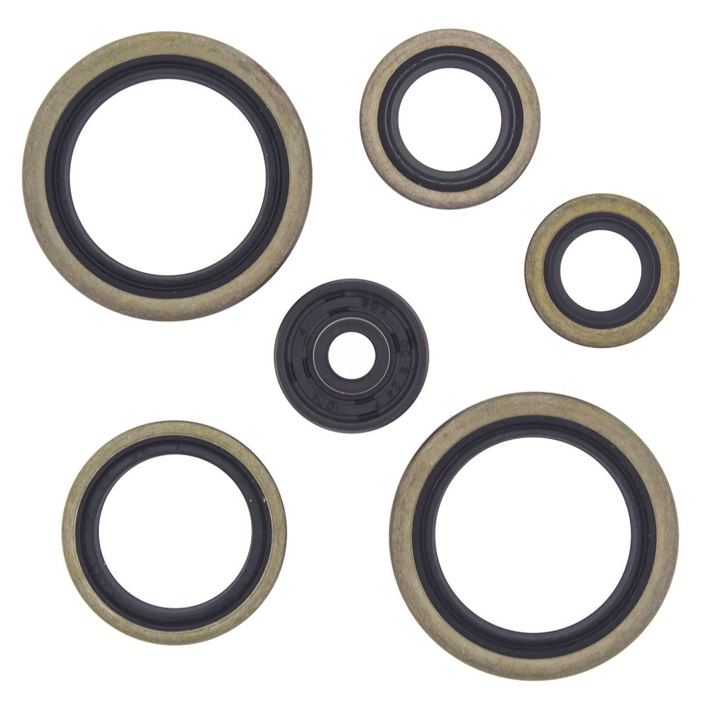 Engine Oil Seal Kit - Motorcycles   KTM   125   EXE 125 Enduro ... 36f2e6192f6