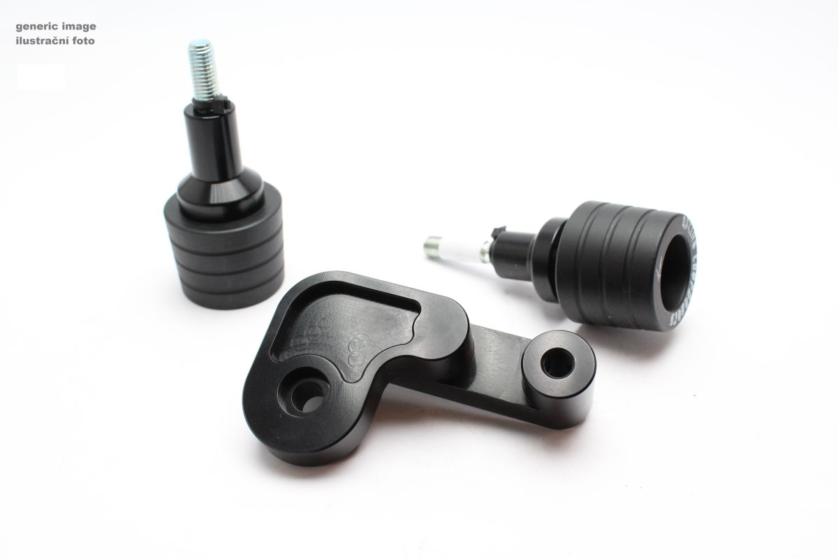 Frame Sliders with Bracket Black - Motorcycles / YAMAHA / 1000 / YZF ...