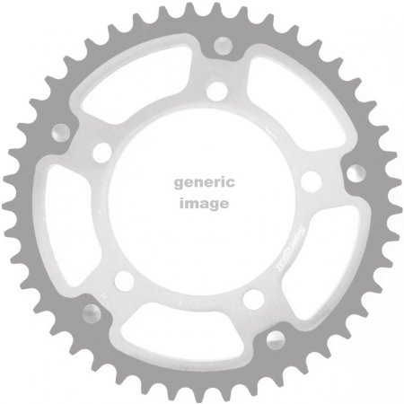 Rear sprocket STEALTH blue 53T c8c78df82bd