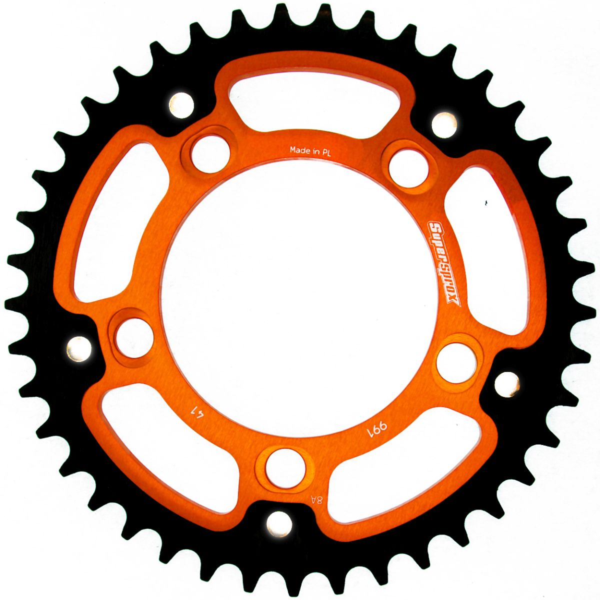 rear sprocket stealth orange 38t 525 motorcycles ktm 990 KTM Super Duke Custom rear sprocket rst 991 41 stealth orange 41t 525
