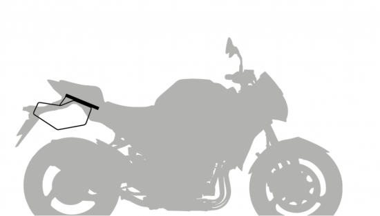 Side bag holders - Motorcycles   KTM   125   Duke 125 - eSHOP ... 06550f77f07