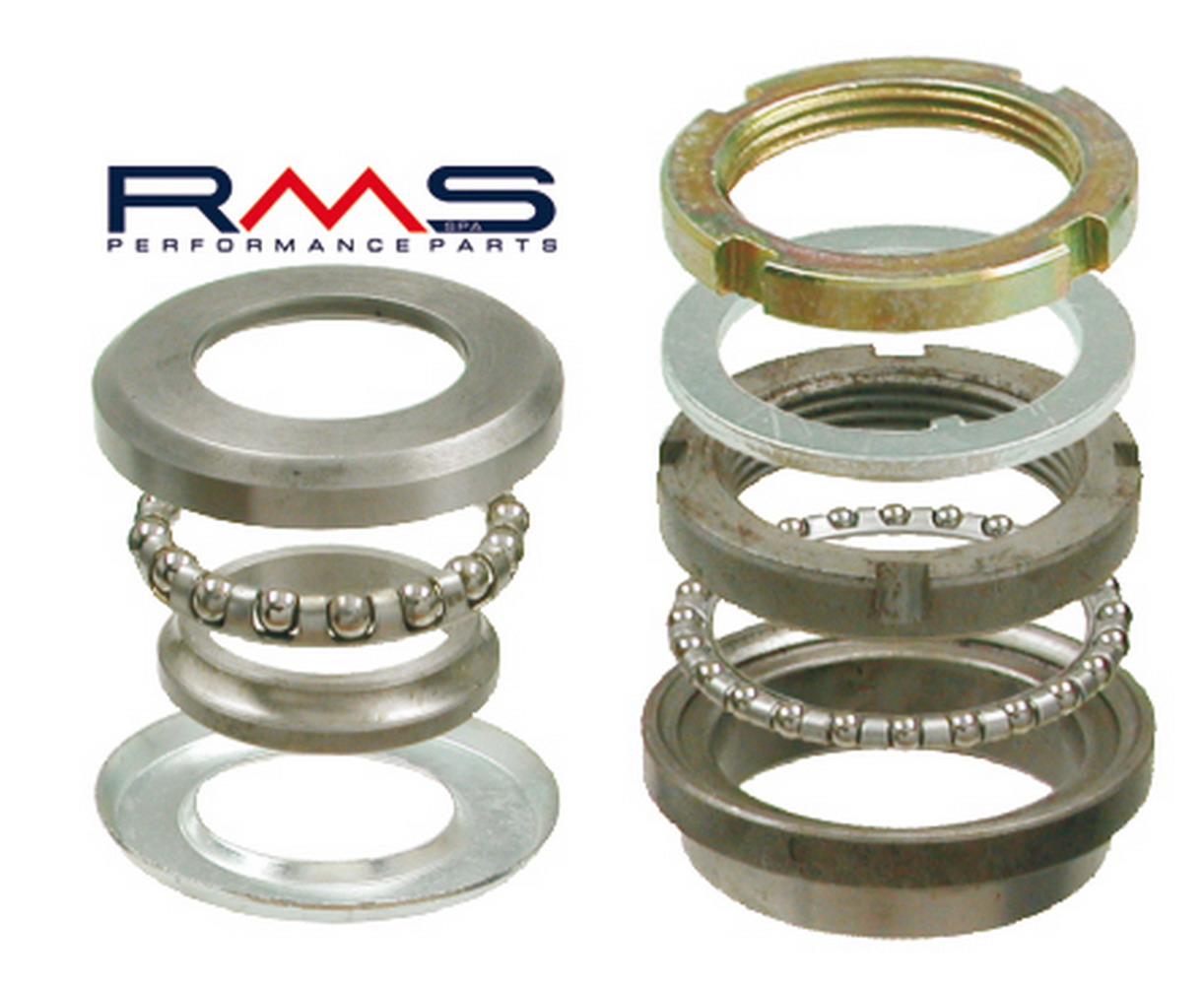 Steering head bearing set - Motorcycles / DERBI / 125 / Boulevard