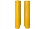 Upper fork protectors PERFORMANCE yellow RM 01